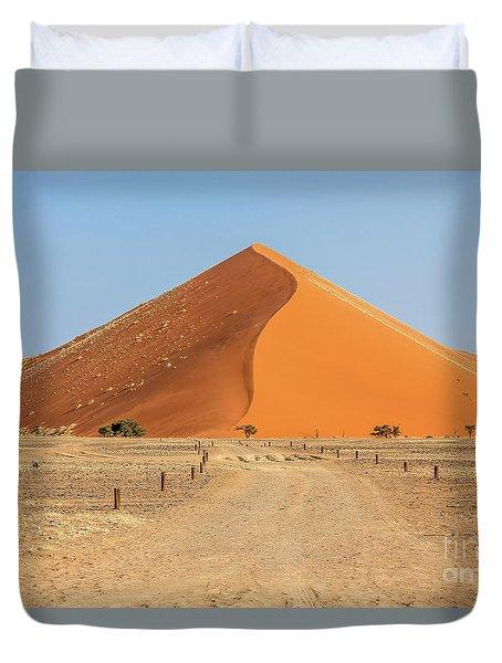 Desert Dune Duvet Cover