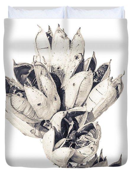 Desert Flower Duvet Cover