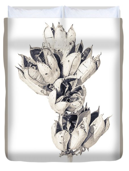 Desert Flower Duvet Cover