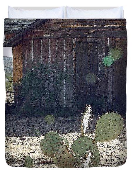 Desert Home Duvet Cover