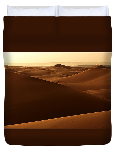 Desert Impression Duvet Cover