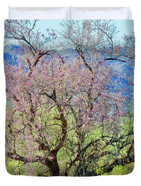 Desert Ironwood Beauty Duvet Cover