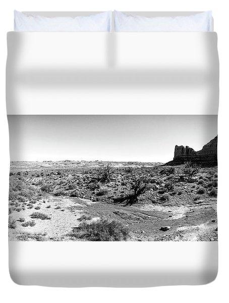 Desert Landscape - Arches National Park Moab, Utah Duvet Cover