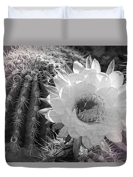 Desert Queen Duvet Cover