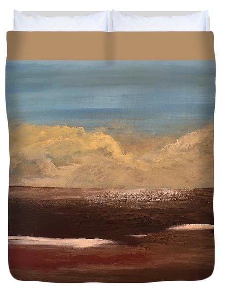Desert Sands Duvet Cover