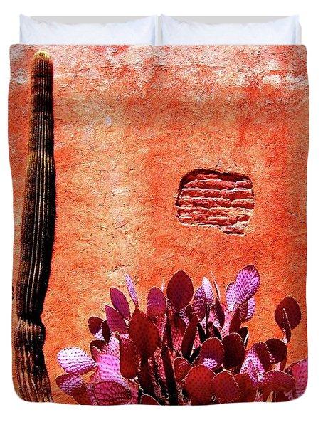 Desert Solace Duvet Cover
