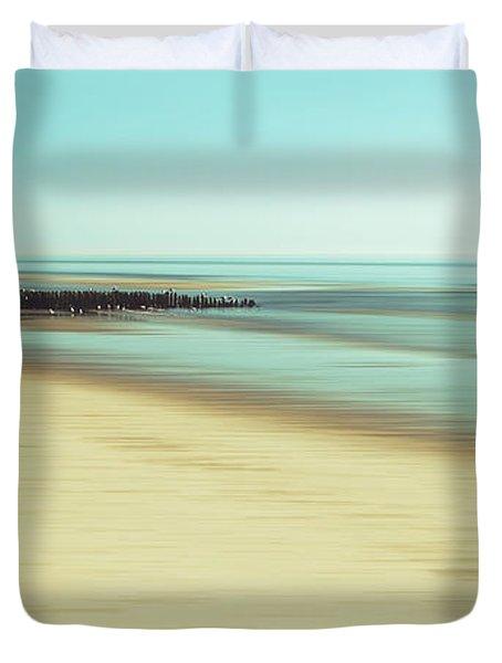 Desire Duvet Cover by Hannes Cmarits