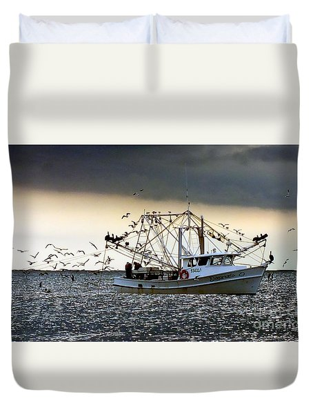 Desperado  Duvet Cover