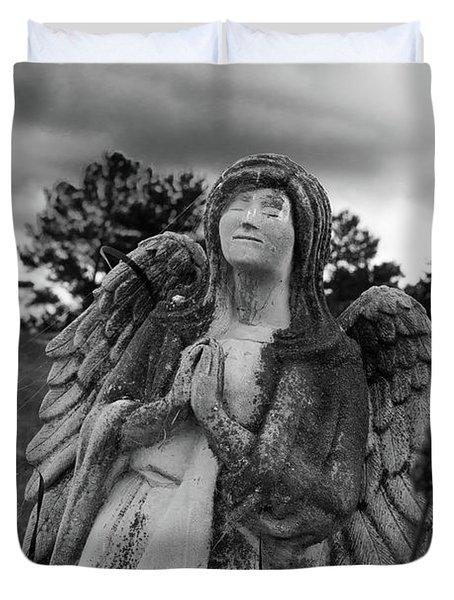 Grief  Duvet Cover