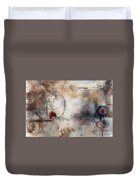 Desperation Duvet Cover by Monte Toon