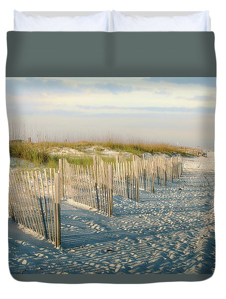 Destination Serenity Duvet Cover