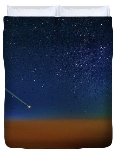 Destination Universe Duvet Cover