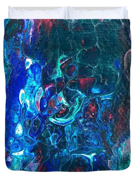 Detail Of 2001 Hardy 2 Duvet Cover