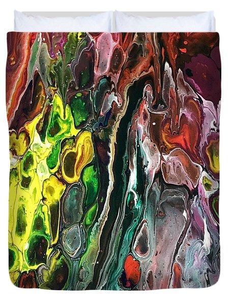 Detail Of Auto Body Paint Technician 5 Duvet Cover