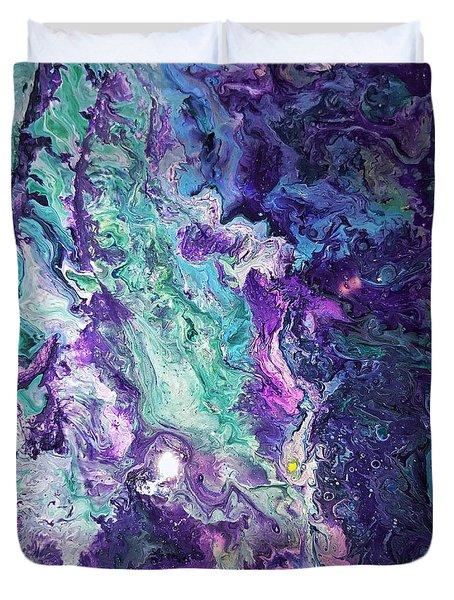 Detail Of Waves 3 Duvet Cover