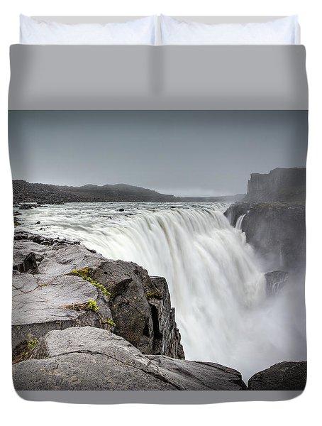 Dettifoss Duvet Cover