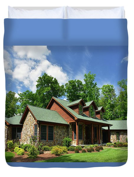 Devers Residence - King George, Va Duvet Cover