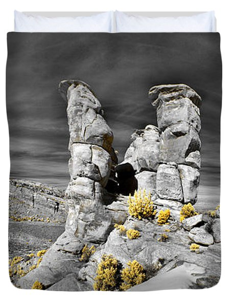 Devils Kitchen Duvet Cover