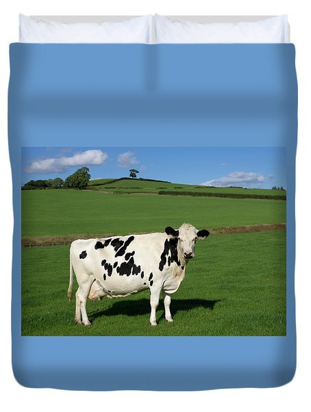 Devon Milk Factory Duvet Cover