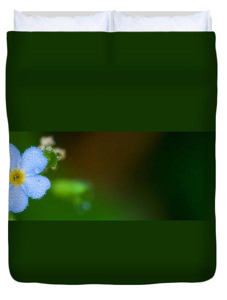 Dewy Blossom  Duvet Cover
