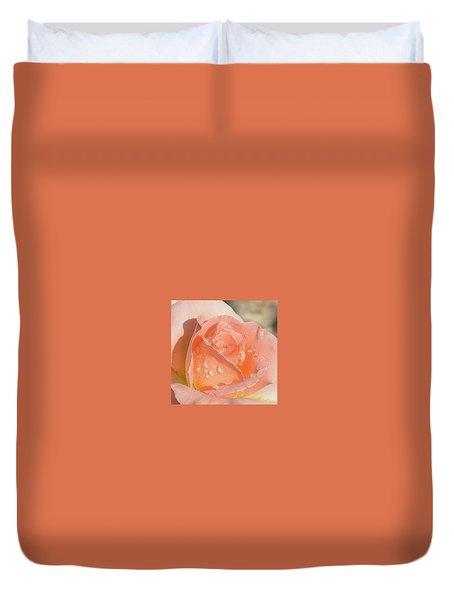 Dewy Rose Duvet Cover