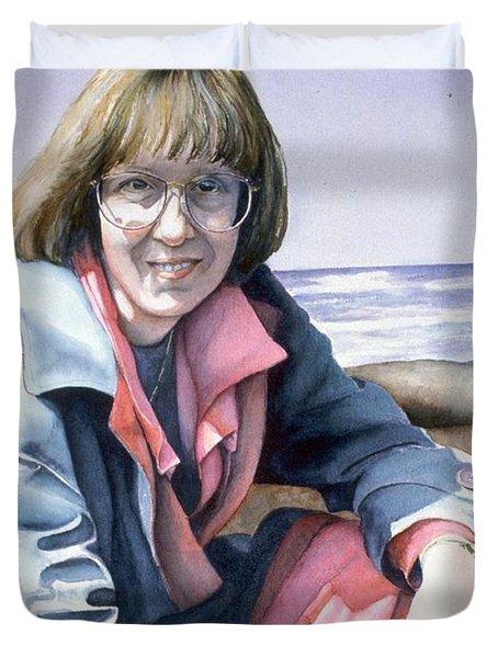 Diane Duvet Cover