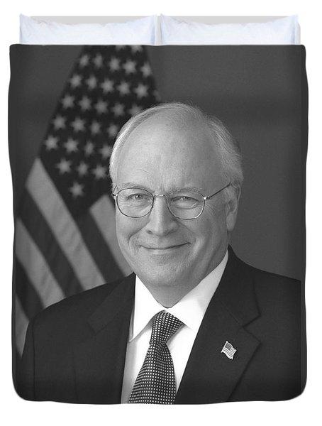 Dick Cheney Duvet Cover