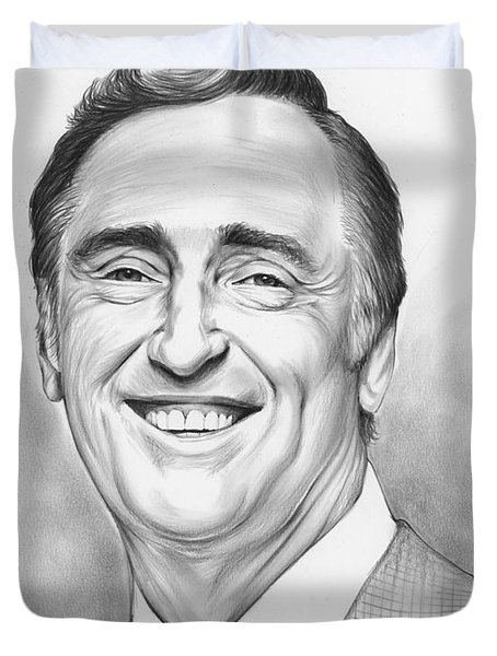 Dick Martin Duvet Cover