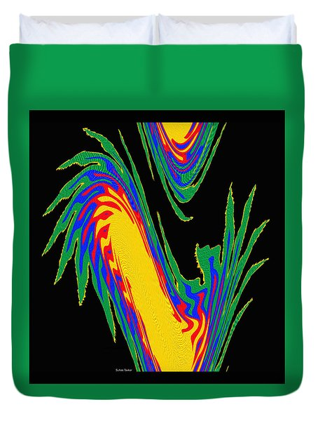 Digital Art 10 Duvet Cover