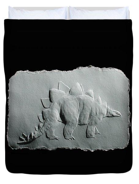 Dinosaur Duvet Cover by Suhas Tavkar
