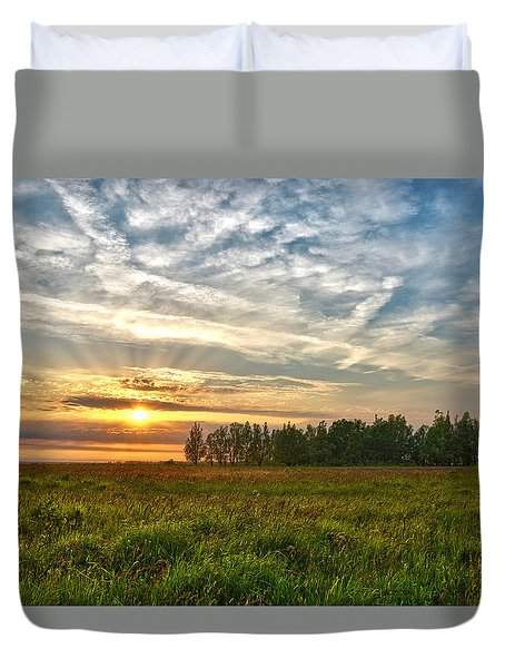 Dintelse Gorzen Sunset Duvet Cover
