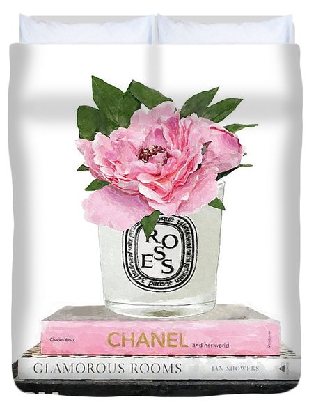 Diptyque Candle 1 Duvet Cover