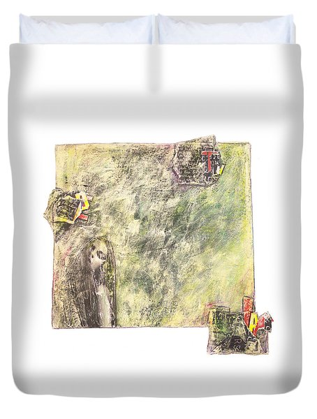 Dirty Slumber Part Two Duvet Cover