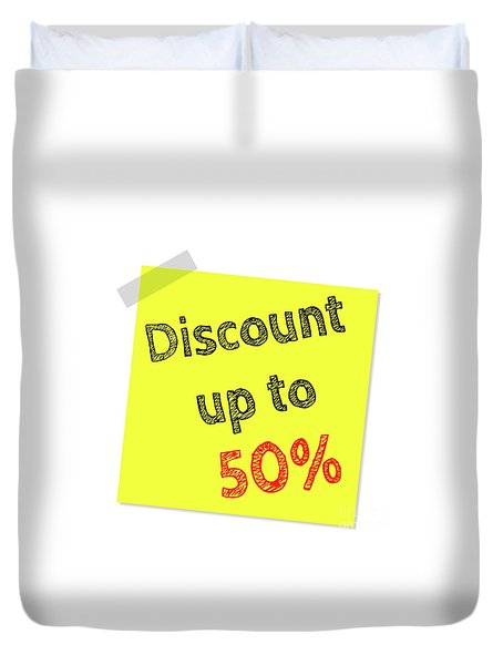 Discount Funny T-shirt Duvet Cover by Esoterica Art Agency