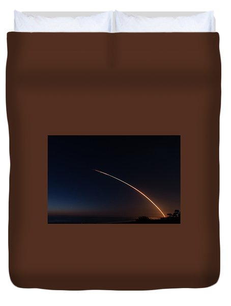 Discovery Dawn Duvet Cover