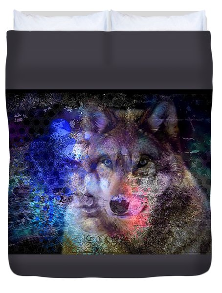 Discovery Of The Path Duvet Cover