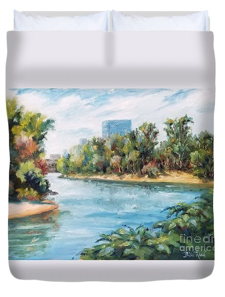 Discovery Park Duvet Cover