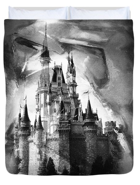 Disney World 031 Duvet Cover