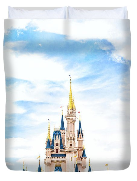 Disneyland Duvet Cover