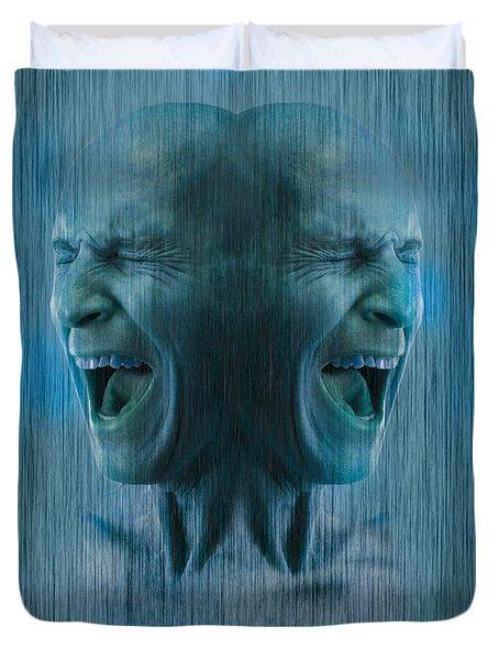 Dissociative Identity Disorder Duvet Cover