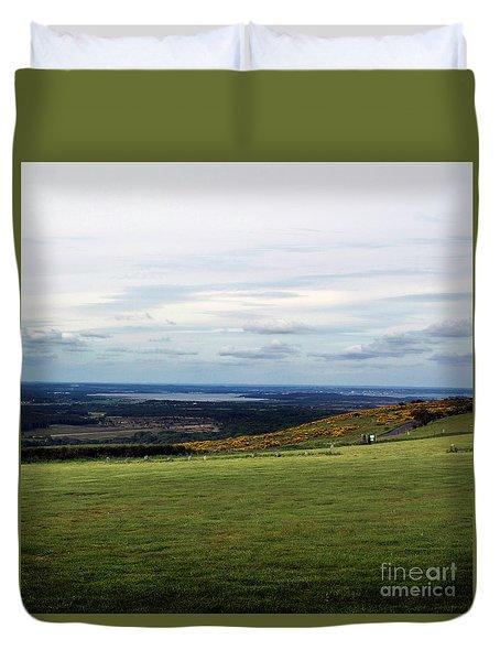 Distance Duvet Cover