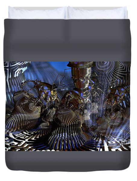 Distillery Duvet Cover