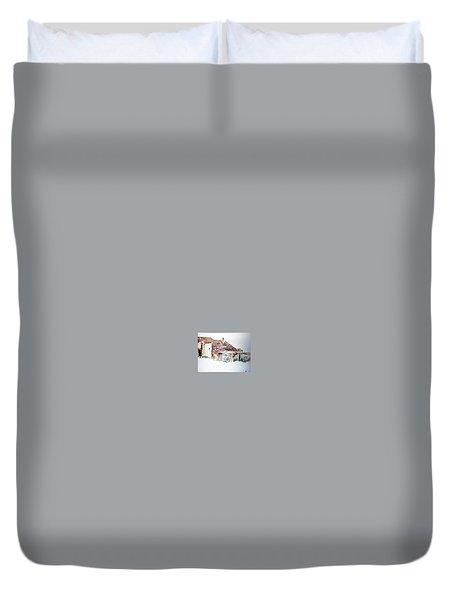 District 6 No1 Duvet Cover by Tim Johnson