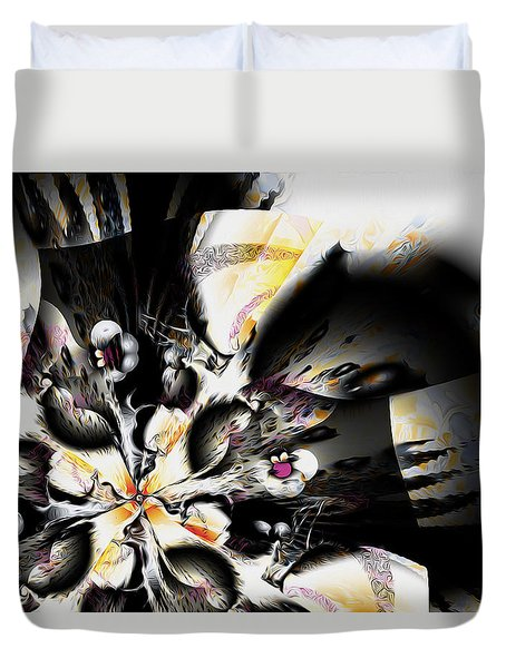 Disturbing Duvet Cover
