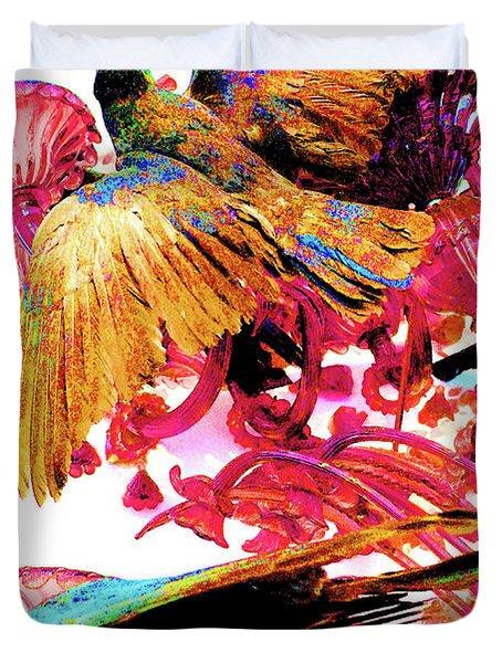 Divergent In Nature Duvet Cover