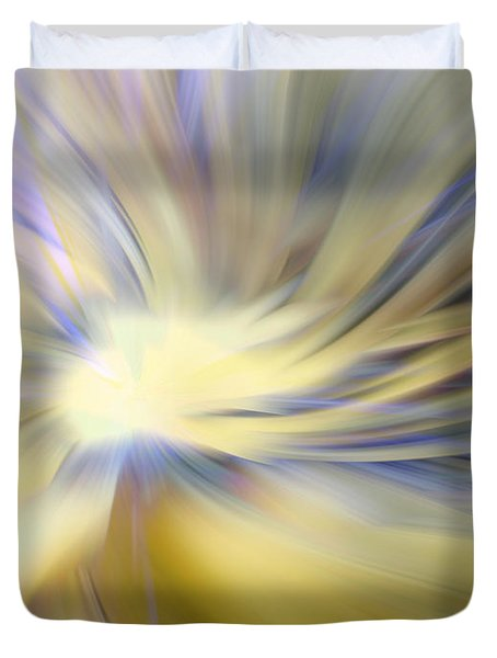 Divine Energy Duvet Cover