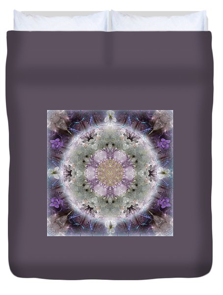 Divine Love Duvet Cover