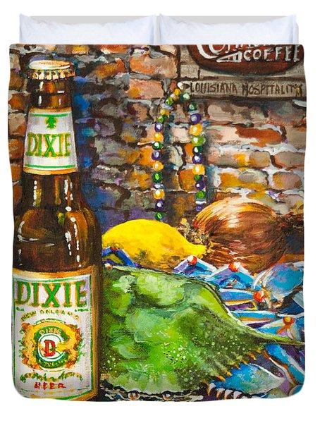 Dixie Love Duvet Cover