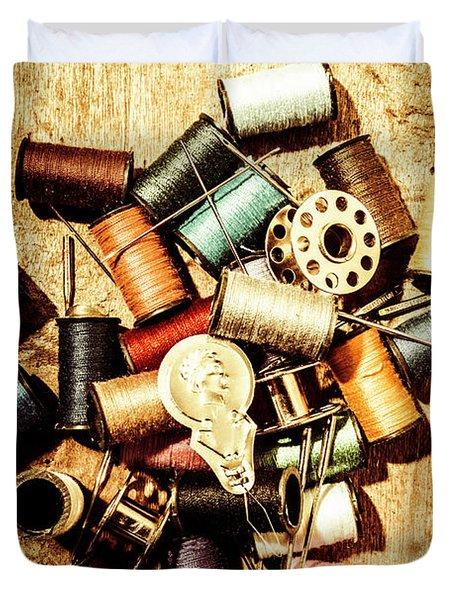 Diy Vintage Fashion Design Duvet Cover