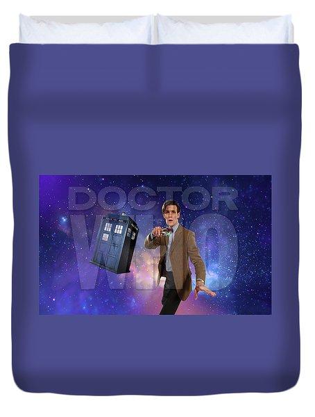 Doctor Who Duvet Cover